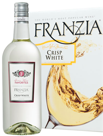 Franzia Crisp White 1.50l - Case of 6